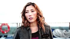 Dichen Lachman as Jesse on The Last Ship (2016)