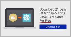 Email Marketing Swipe File - Affiliate Panel - CB Passive Income