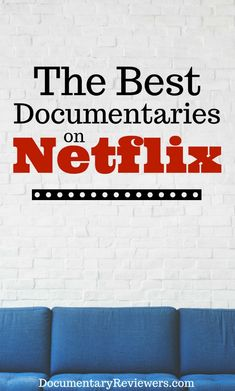 These are the best Netflix documentaries that you can currently find on the network. True crime, inspiration, food, you name it, it's there! Add all of these great movies to your queue! Best Documentaries On Netflix, Netflix Hacks, Good Movies On Netflix, Good Movies To Watch, Top Movies, Netflix And, Health Documentaries, Netflix Gift, Netflix Codes