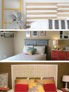 Need a headboard? There's one for every style in this short roundup!