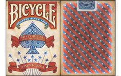 Bicycle Americana Playing Cards. $9.95. #playingcards #poker #games