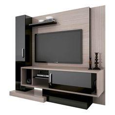 home theater - Resultados da busca AVG Yahoo Search Modern Tv Unit Designs, Living Room Tv Unit Designs, Bedroom Cupboard Designs, Tv Unit Furniture Design, Tv Unit Interior Design, Modern Tv Room, Modern Tv Wall Units, Tv Unit Decor, Tv Wall Decor