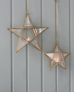 """""""We have @nkukulife glass star lanterns back in stock, just in time for Christmas! Order by midnight Tuesday to receive in time for Christmas!"""""""
