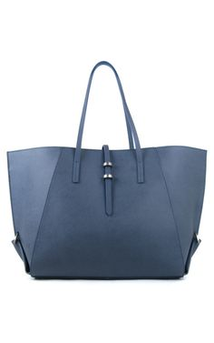 Eartha Shopper In Pumice by Z Spoke by Zac Posen Fall 2014 (=)