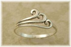 We should get matching toe rings! Wire Jewelry, Jewlery, Fancy Schmancy, Cute Toes, Melting Pot, Jewellery Designs, Metal Clay, Toe Rings, Window Shopping