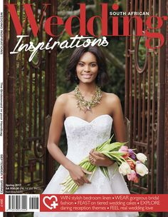 Wedding Inspirations Spring 2017 Cover.