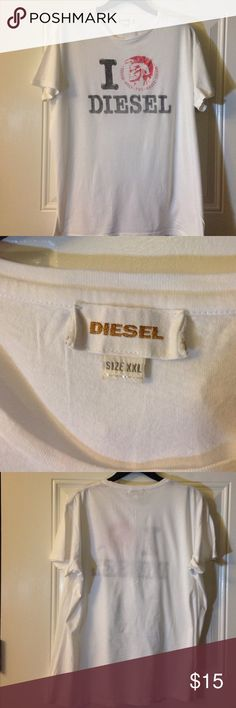 Diesel Men's Shirt Great Condition... Diesel Shirts Tees - Short Sleeve