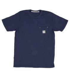 Chesterfield Pocket Tee – Iron and Resin