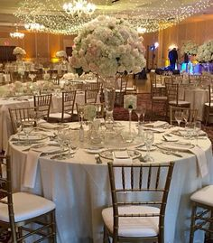 Beautiful wedding we did this last weekend with multiple linens, table shapes, and chiavari chairs. Chiavari Chairs, Event Decor, Event Design, Special Events, Affair, Gold Chairs, Shapes, Ivory White, Table Decorations