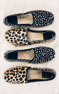 Spot check: a city-friendly take on the quintessential beach shoe | Tory Burch Pre-Fall 2014