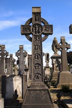 Irish cemeteries