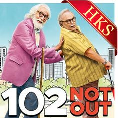 "Give your voice to the toe-tapping song "" Badumba"" from the blockbuster movie ""102 Not Out"" with the studio quality karaoke available at HKS!!"