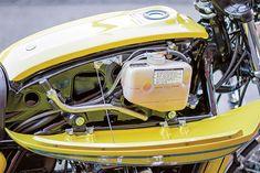 Restoring History: 1975 Honda GL1000 Gold Wing - Classic Japanese Motorcycles - Motorcycle Classics