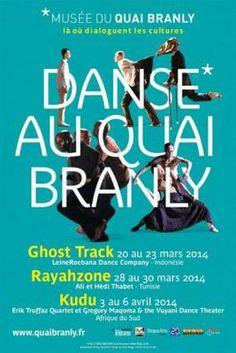 3 week-ends de danse au Quai Branly