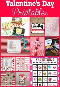 Valentine cards, gam
