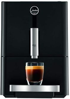 online shopping for Jura 13626 ENA 1 Automatic Coffee Machine, Micro Black from top store. See new offer for Jura 13626 ENA 1 Automatic Coffee Machine, Micro Black Best Home Espresso Machine, Espresso Machine Reviews, Coffee Maker Reviews, Espresso Coffee Machine, Best Espresso, Espresso Maker, Expresso Coffee, Cappuccino Coffee, Drip Coffee