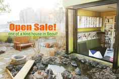 Check out this awesome listing on Airbnb: OpenSale★Rooftop garden@Jamsil in Songpa-gu