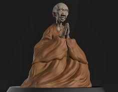 "Check out new work on my @Behance portfolio: ""Tibetan Monk"" http://be.net/gallery/32484533/Tibetan-Monk"