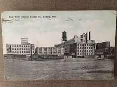 1918-Rear-View-Federal-Rubber-Company-Cudahy-Wisconsin-Postcard