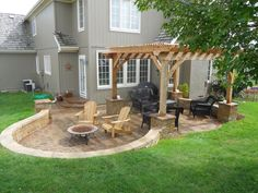 Small Backyard Makeovers | Archadeck of Kansas City | Decks, Screen porches, sunrooms, design and ... - Gardening For You