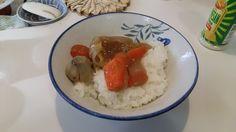 ホラー漫画家・神田森莉 不味そう飯: なにか透き通っていてクチャクチャしたもの。これはゲロ度数がけっこう高いな。野菜中心の煮物なので冷たい...