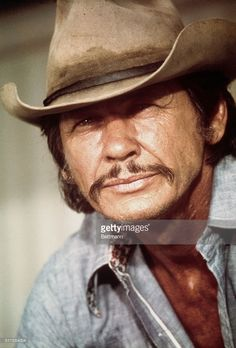 Charles Bronson in the role of Nick Colton