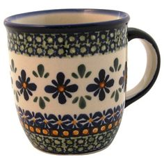 polish pottery  #makesmehappy @Blanca Carlson Prado Stuff UK