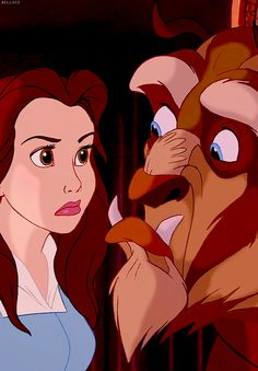 Beauty and the Beast - Disney movie - I love their faces Walt Disney, Disney Belle, Disney Dream, Disney Films, Disney And Dreamworks, Disney Cartoons, Disney Love, Disney Magic, Disney Pixar