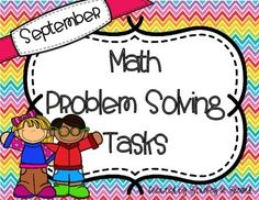 This includes 21 problem solving tasks. These can be used for anything you wish: morning work, seat work, warm up work, math centers, homework, etc. Second grade skills included: 2.OA.1, 2.OA.2Some Multiple-step problems (two steps)Addition & SubtractionSkills included can be used to assist students through 2nd Grade Common Core Envisions Topic 1, Topic 2, Topic 3The purpose of these Math Problem Solving tasks is to give your students a little bit of problem solving practice each day.