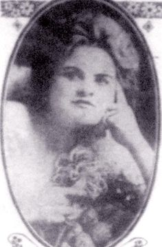 Emma Benson, Los Angeles County Sheriff's Department's first female deputy sheriff killed on duty in the United States in 1919