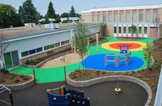 innovative surface for kids playground - Google Search