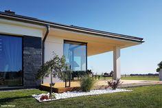 Dom w bodziszkach House Design, Garden, Outdoor Decor, Home Decor, Houses, Hearths, Architecture, Decoration Home, Room Decor