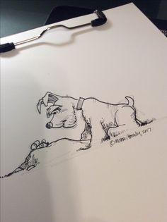 Ideas tattoo dog schnauzer miniatures Informations About Ideas tattoo dog schnauzer miniatur Cartoon Drawings, Easy Drawings, Animal Drawings, Pencil Drawings, Schnauzer Miniature, Schnauzer Art, Pinturas Disney, Sketch Painting, Dog Tattoos