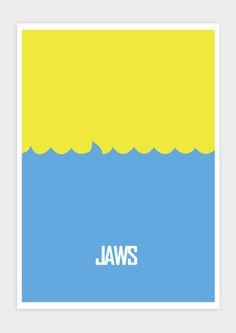 Jaws by viraj nemlekar, via Behance