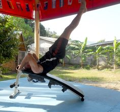 Palapon Fitness Boot Camp - Best Fitness Boot Camp Thailand Klaus
