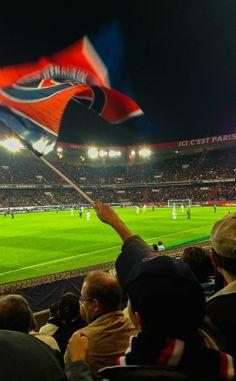 Cheer on the local team at a Paris Saint-Germain soccer game.