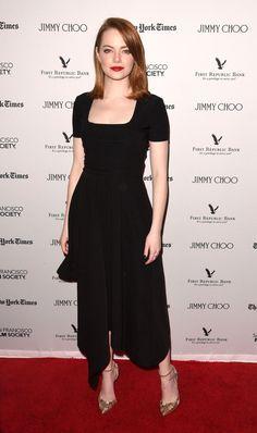 Dec. 9, 2016 - Emma Stone at the San Francisco Screening