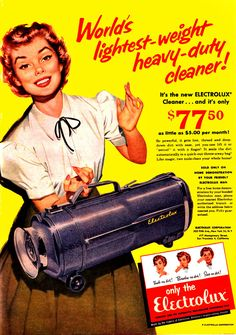 1956--Electrolux | Flickr - Photo Sharing!