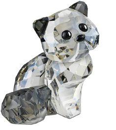 Alexander the Swarovski Persian Lovlots Cat.  Swarovski Crystal Figurine.