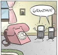 Grandma ....