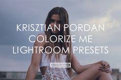Krisztian Pordan Colorize Me Lightroom Presets