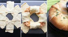 Buffalo Chicken Ring | Quick Dish Recipes