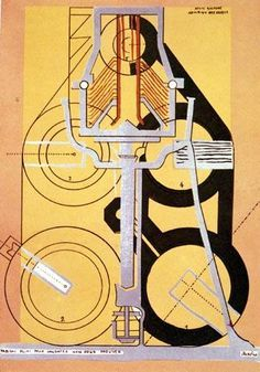 Image result for Francis Picabia Très rare tableau sur la terre (Very Rare Picture of Earth) (1915)