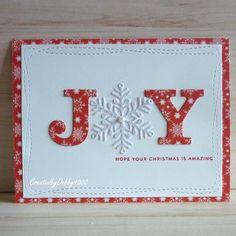 A Scrapjourney: Closing For Christmas - Diy christmas cards Christmas Cards 2018, Stamped Christmas Cards, Simple Christmas Cards, Christmas Card Crafts, Homemade Christmas Cards, Xmas Cards, Homemade Cards, Holiday Cards, Handmade Christmas