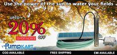 Industrial Pumps, Solar Water Pump, Irrigation, Neon Signs, Sun, Solar