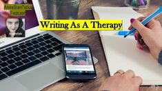 """AndaStanTalks Podcast Show episode 1 """"Writing As A Therapy"""" This episode's topic is about writing as a therapy. So, not here to talk about being a writer and. Writer, Therapy, It Cast, Author, Social Media, Healing, Authors, Writers"""