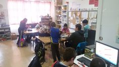E&P Sarea: Trabajando con Lego y #Scratch en @AlkizakoEskola Photos
