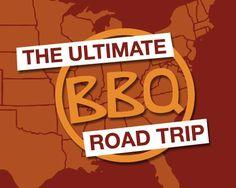 The Ultimate BBQ Road Trip #letsgo #barbecue #BBQRoadtrip