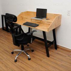 Bộ bàn ghế vi tính ComDesk - COD68021. Kích thước bàn 120x60x70-100 (cm).