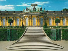 Sanssouci, Potsdam, Germany
